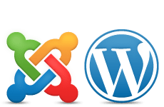 Joomla and WordPress